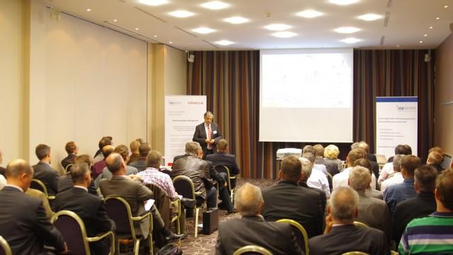 ICP Kundentag 2014 in Zürich