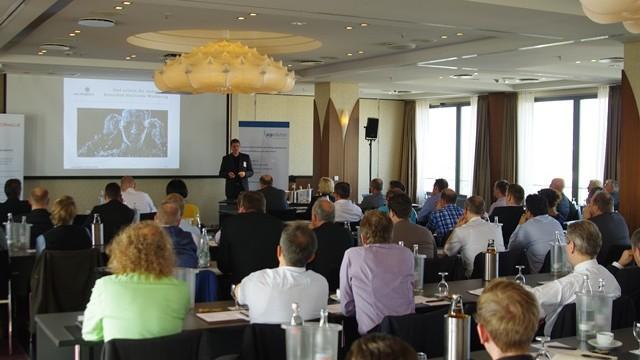 ICP Kundentag 2014 in Köln