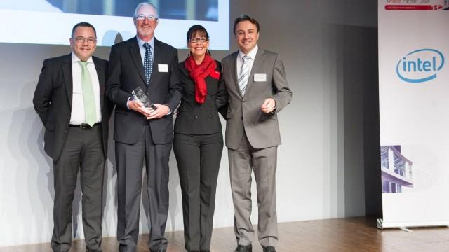 Auszeichnung der ICP Solution